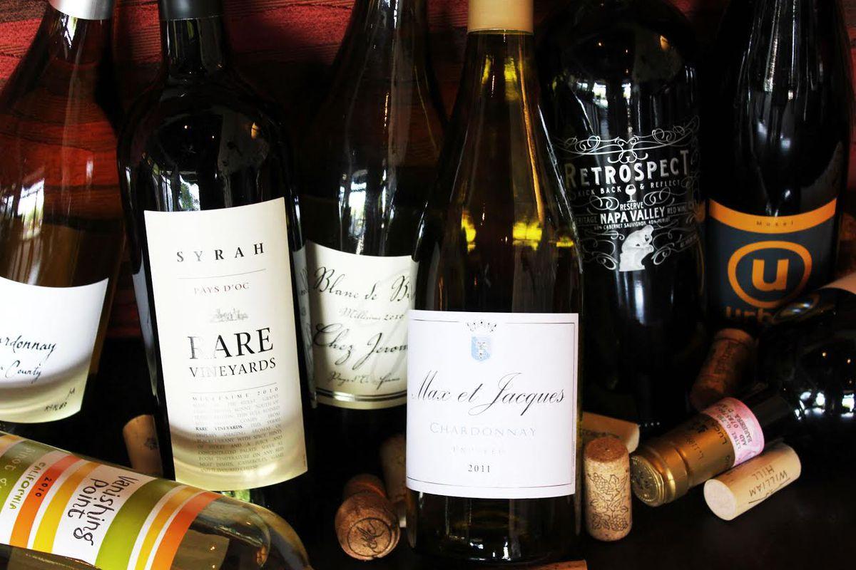 """Wines At Tasting Room Uptown Park"""