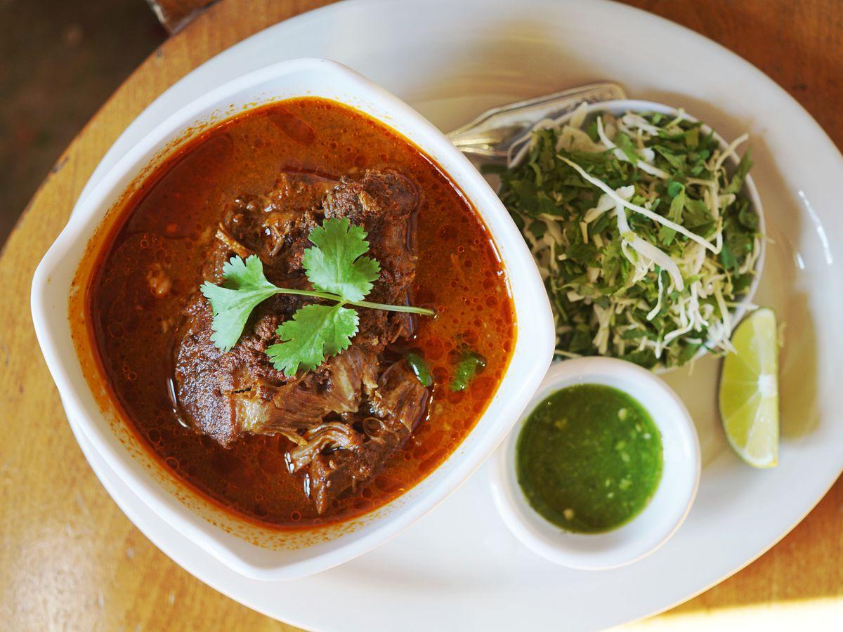 Gish Bac dish