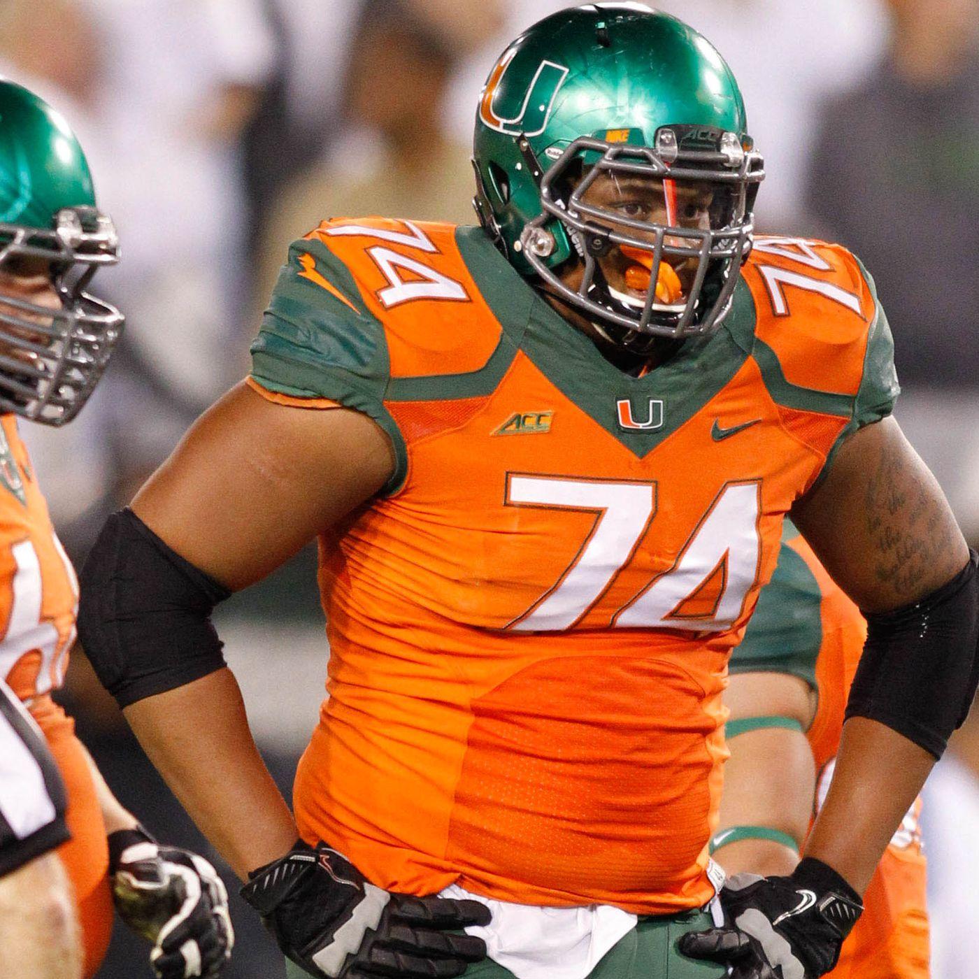 Ereck Flowers is a big dude who's a big NFL Draft prospect despite ...
