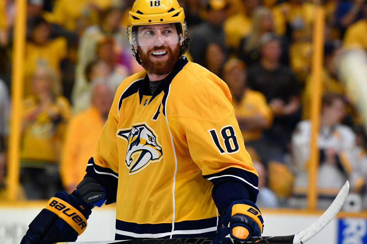 the latest 9b628 a19b9 Vegas Golden Knights Select Forward James Neal From The ...