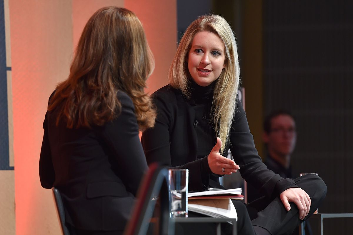 Theranos Ignores Scandal And Shows Off New Blood Testing