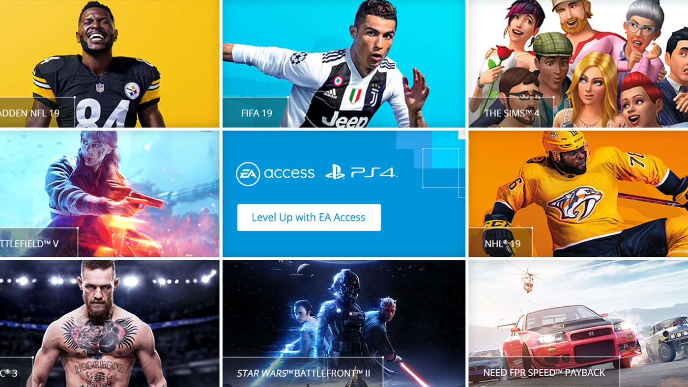 EA's unlimited game subscription service is finally coming