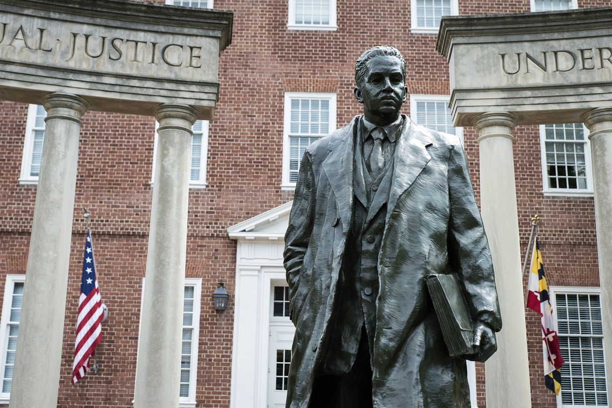 People would like Thurgood Marshall's writing even better if they thought he was white.
