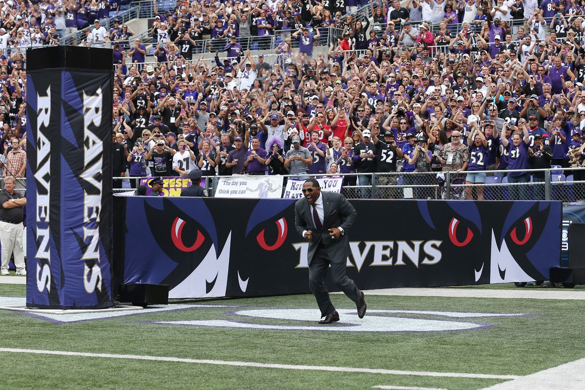 Ray Lewis named a Pro Football Hall of Fame semifinalist in his first year  eligible eba1c149e