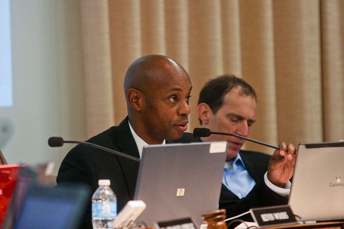 Superintendent Dorsey Hopson has overseen Shelby County Schools since the 2013 merger of Memphis City Schools and the legacy Shelby County district.