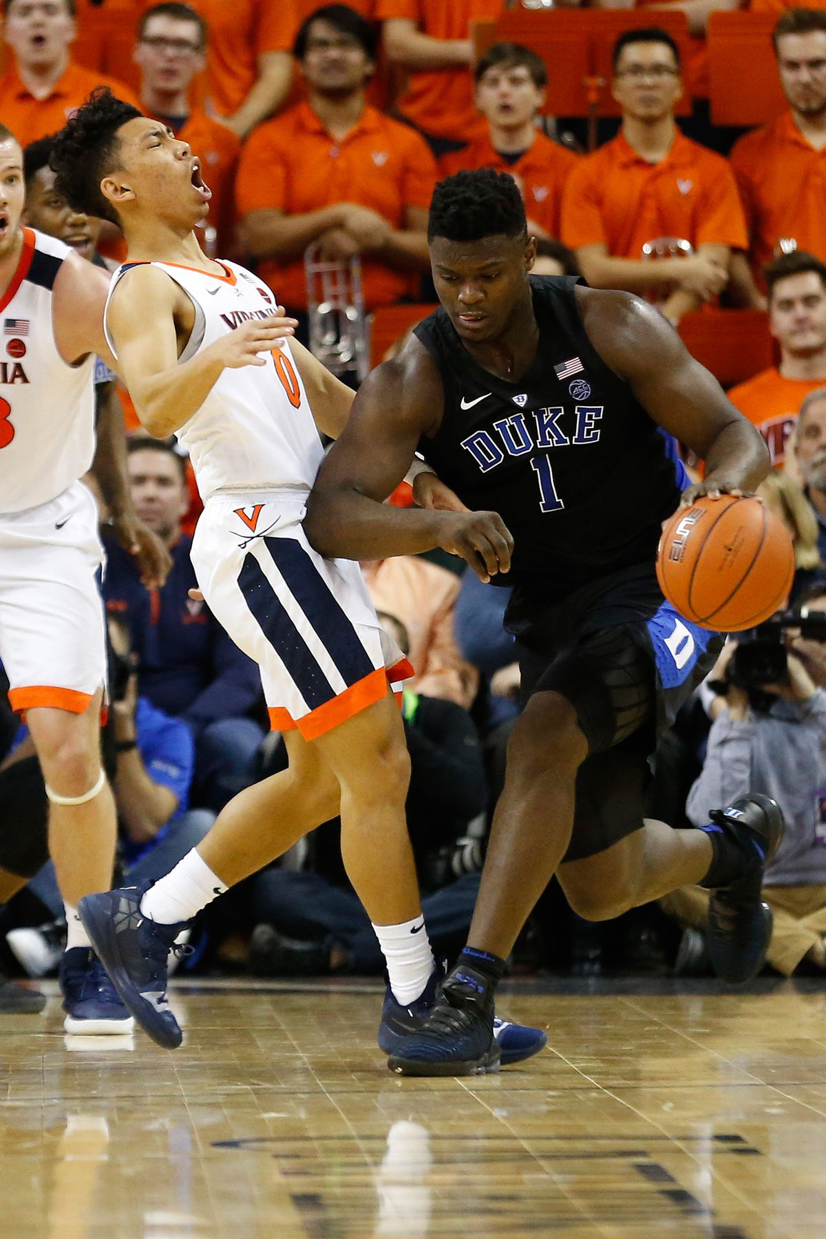 4bbfb131e1ca Zion Williamson s shoe  5 questions about the Nike line that ...
