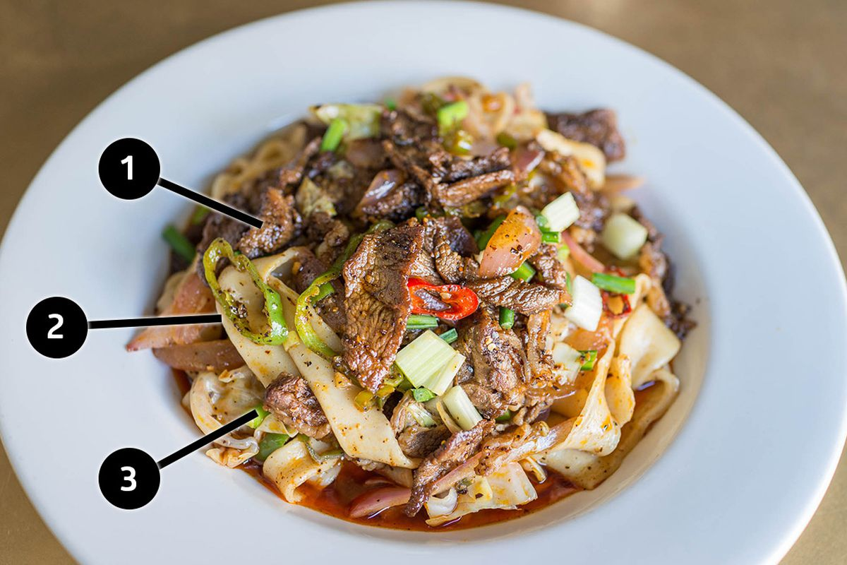 At xian famous foods a father and son connect over spicy lamb 1 the lamb forumfinder Image collections