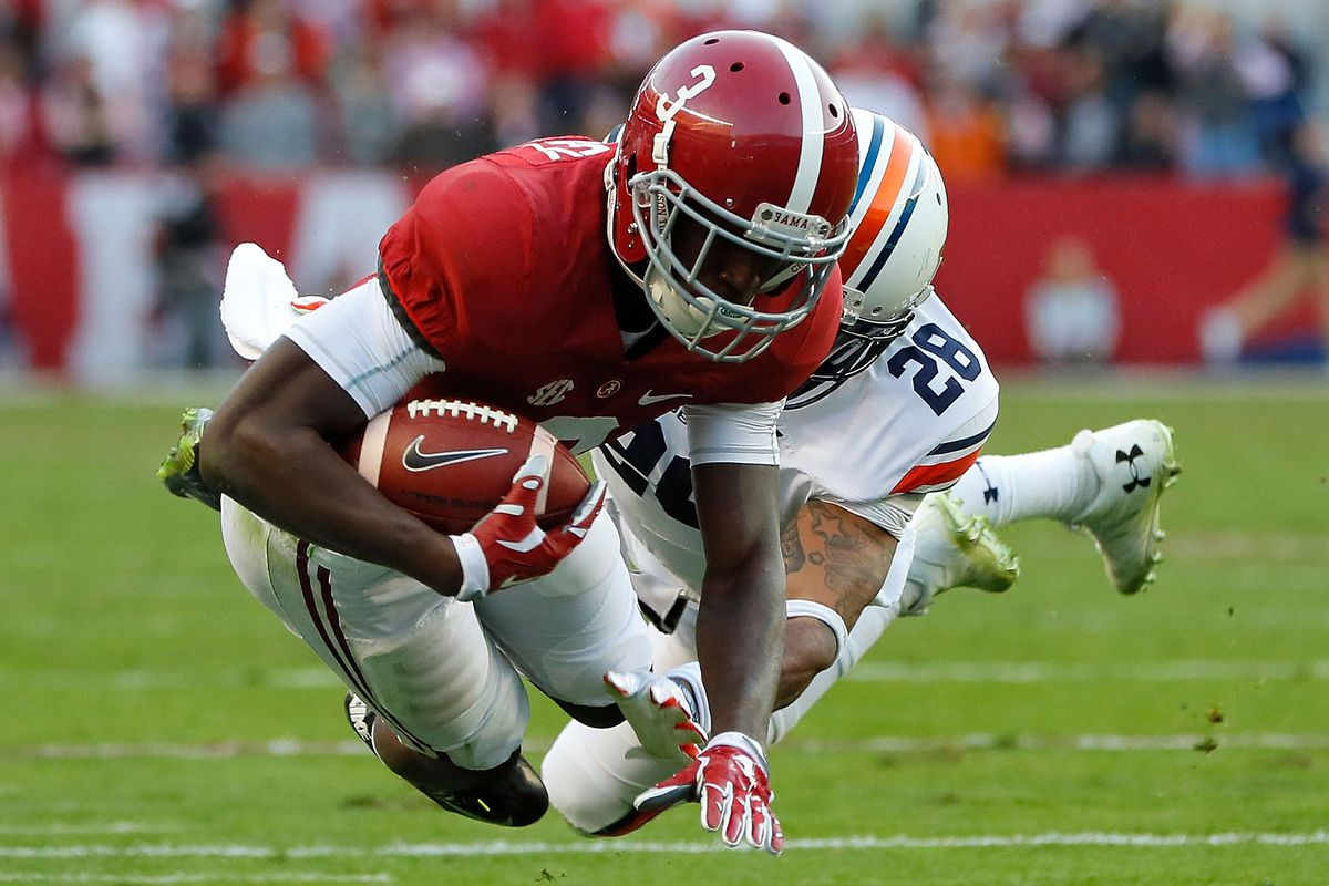 Alabama vs. Auburn Iron Bowl 2017: Time, TV listings, odds ...