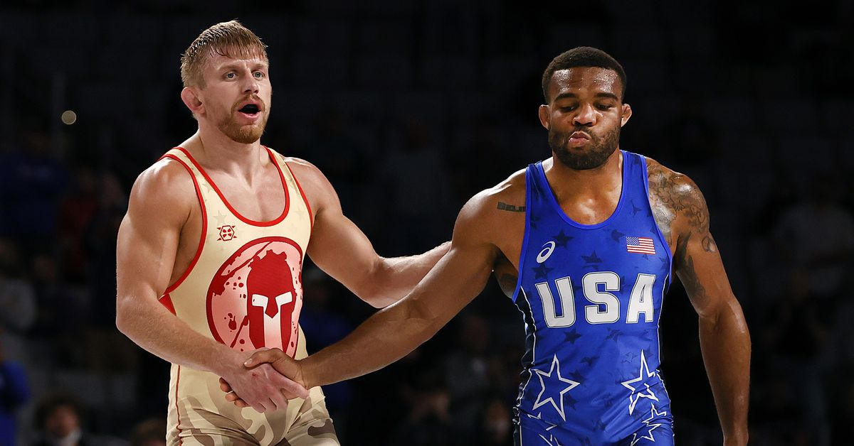 Video: Kyle Dake finally conquered his biggest roadblock in Jordan Burroughs and now it's all about Olympic gold