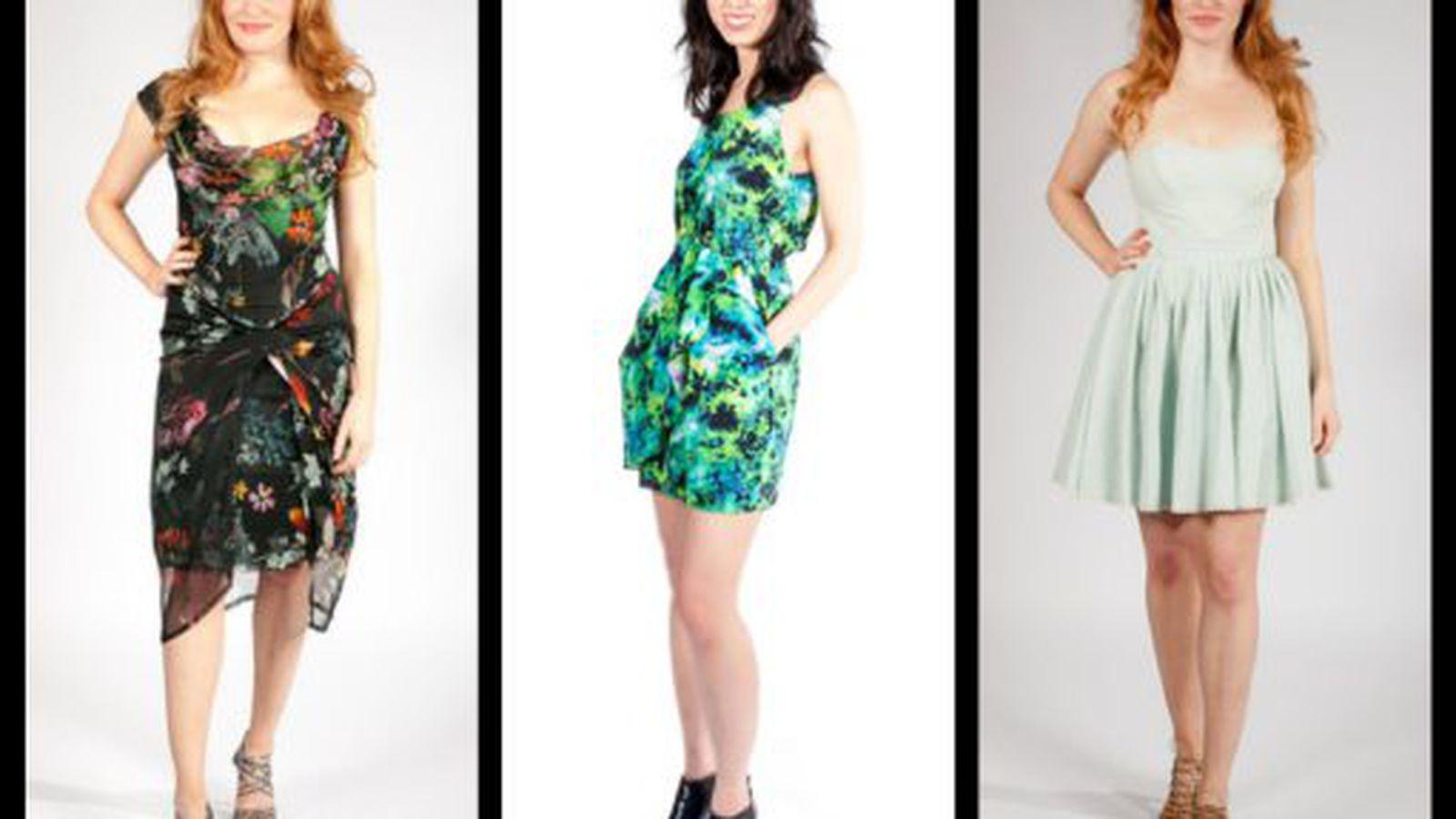 San Francisco Designer Dress Rental