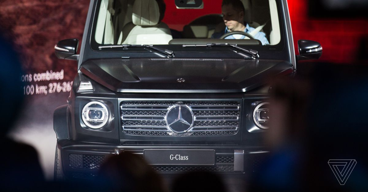 BMW And MercedesBenz Will Also Try Out Subscription Plans For New - Mercedes benz car show