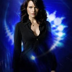 """Carla Gugino is the star of suspense drama """"Threshold,"""" which debuts Sept. 16 on CBS."""