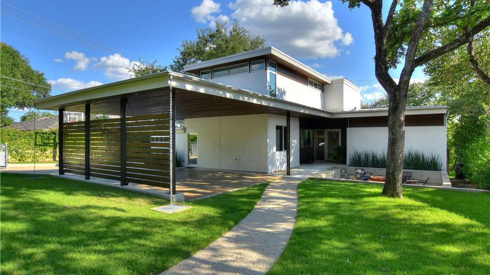 Tarrytown Contemporary On Lake Austin Asks 2 5m Curbed