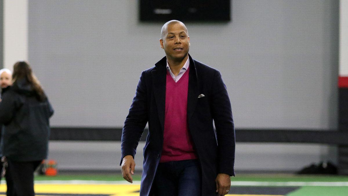 damon evans-maryland-athletic director-search-bio