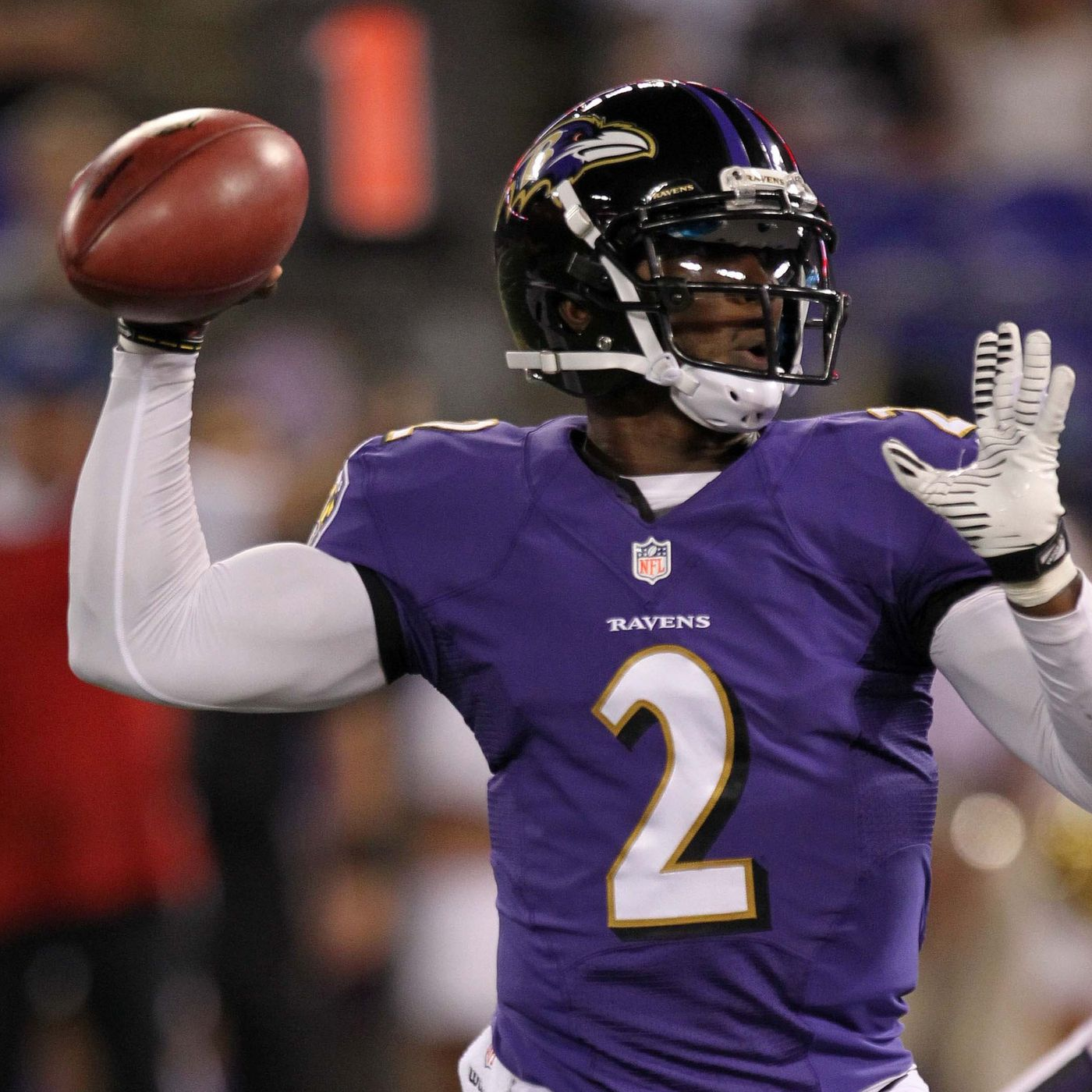 timeless design f5832 0ba7e Tyrod Taylor knows backup QB competition upcoming ...