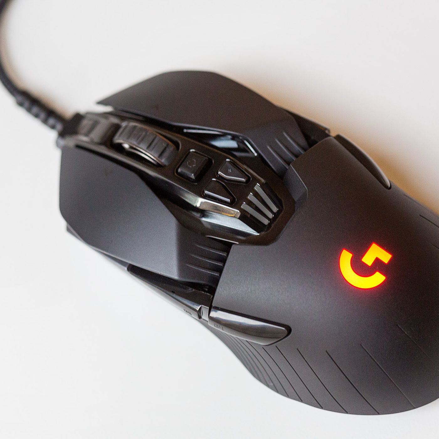 The Logitech G900 is my favorite mouse even though I lost the