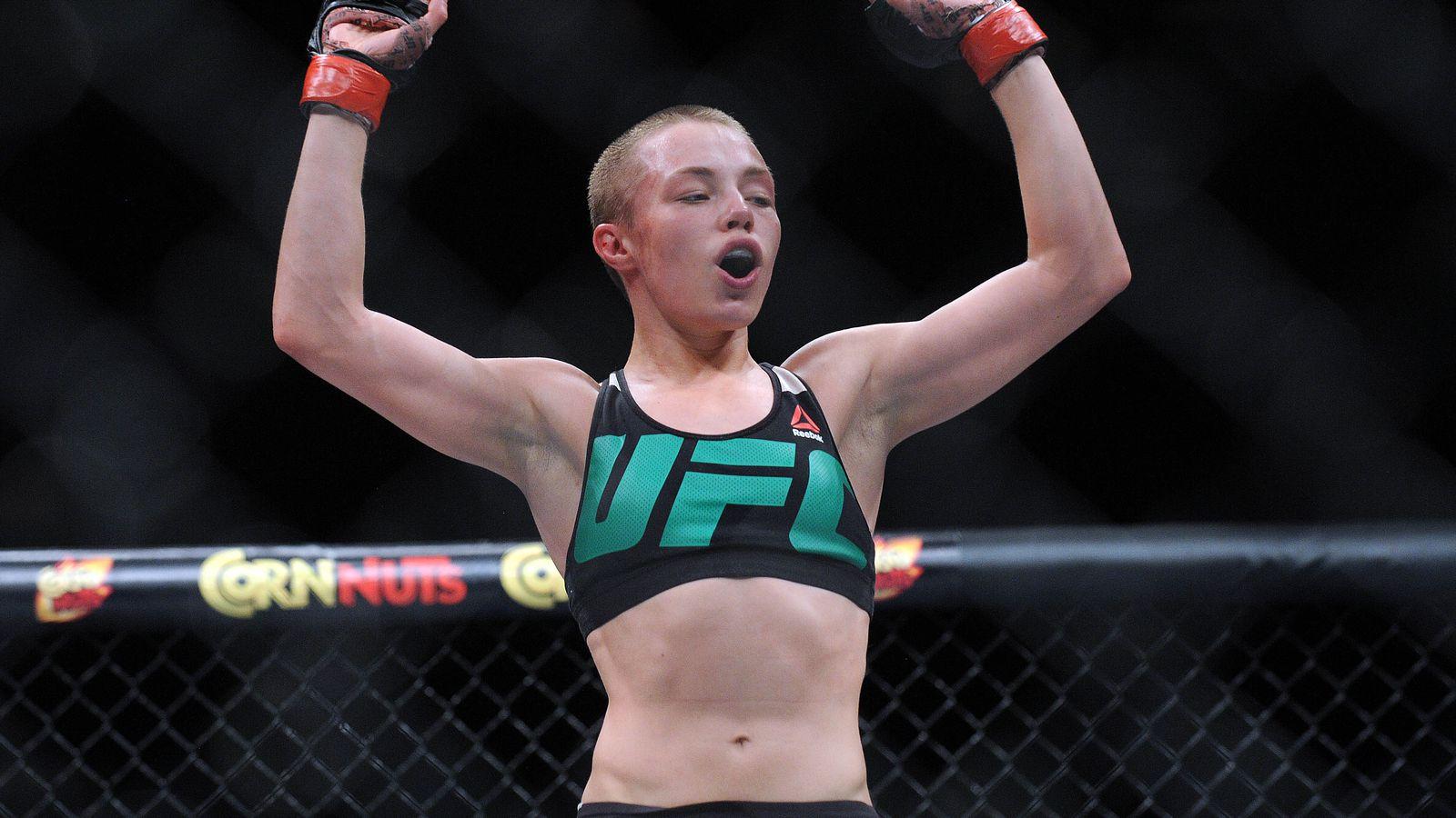 Rose Namajunas vs. Karolina Kowalkiewicz added to UFC 201 - Bloody Elbow