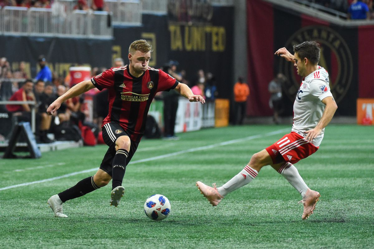 aed0fccaa Atlanta United vs. Chicago Fire live stream: Time, TV schedule, lineups,  and highlights. New ...