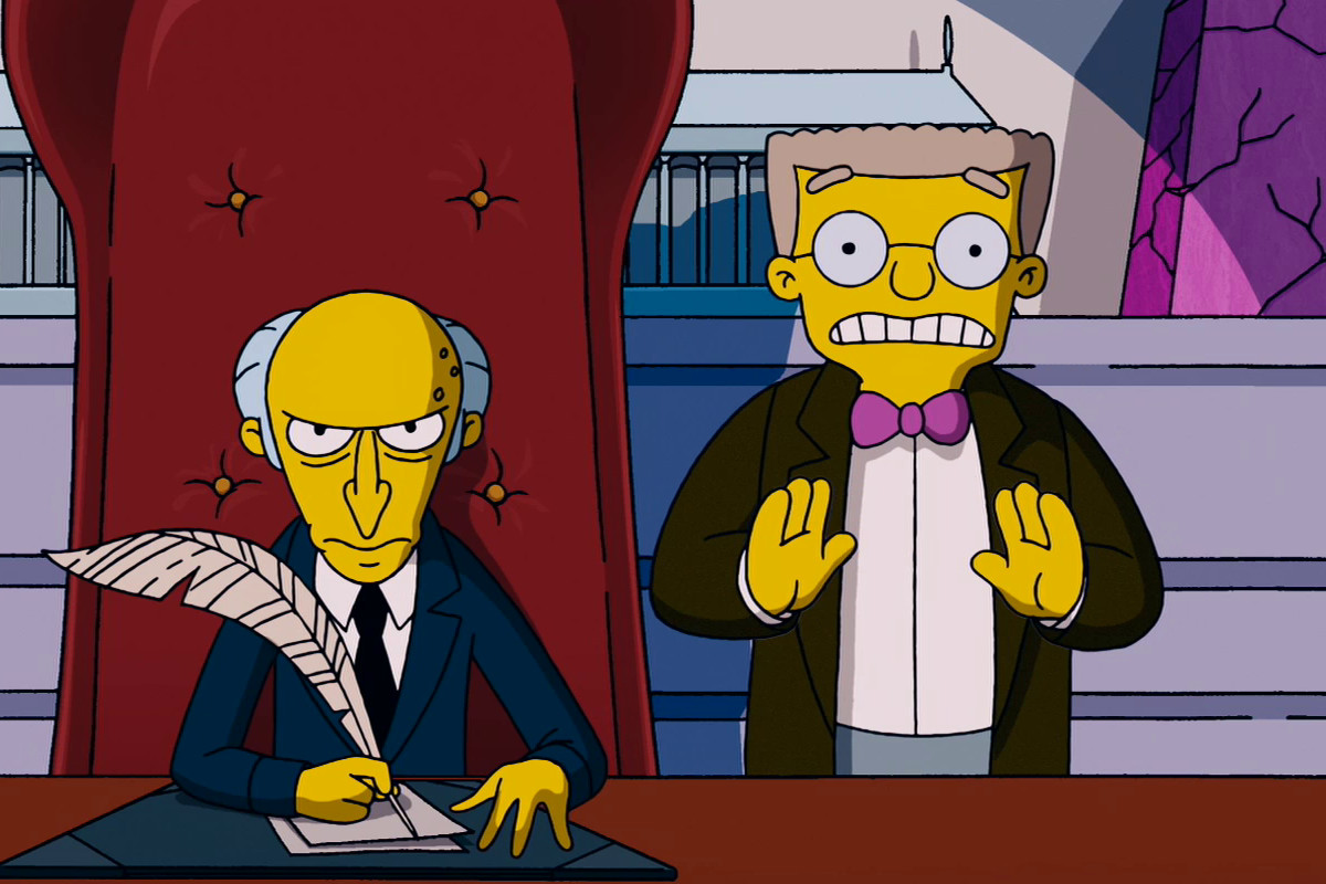 Image result for mr burns