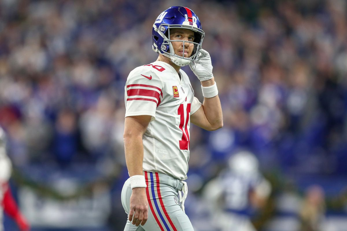 NFL: New York Giants at Indianapolis Colts