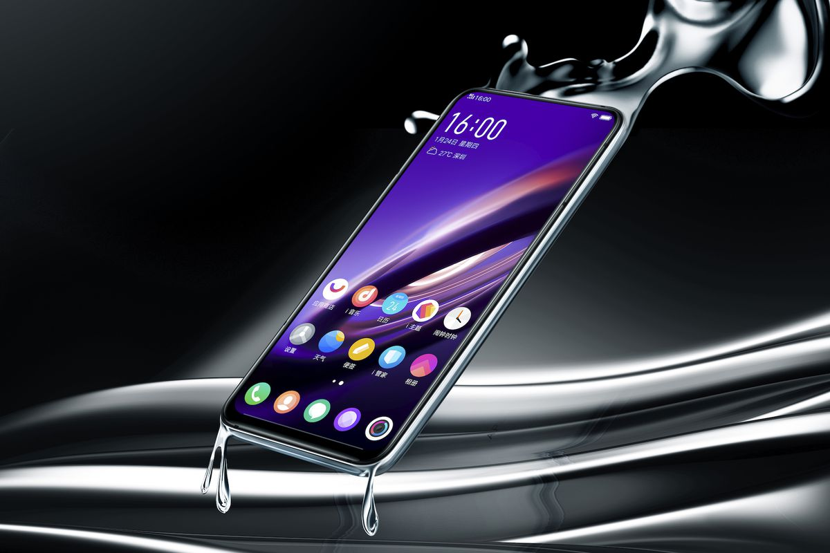 Vivo's Apex 2019 is a seamless 5G phone with a 'full-display
