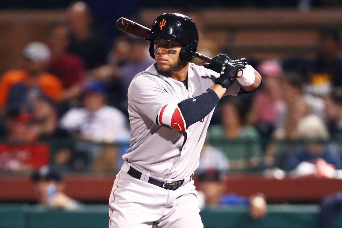 Yoan Moncada is MLBPipeline's 2nd best prospect in MLB.