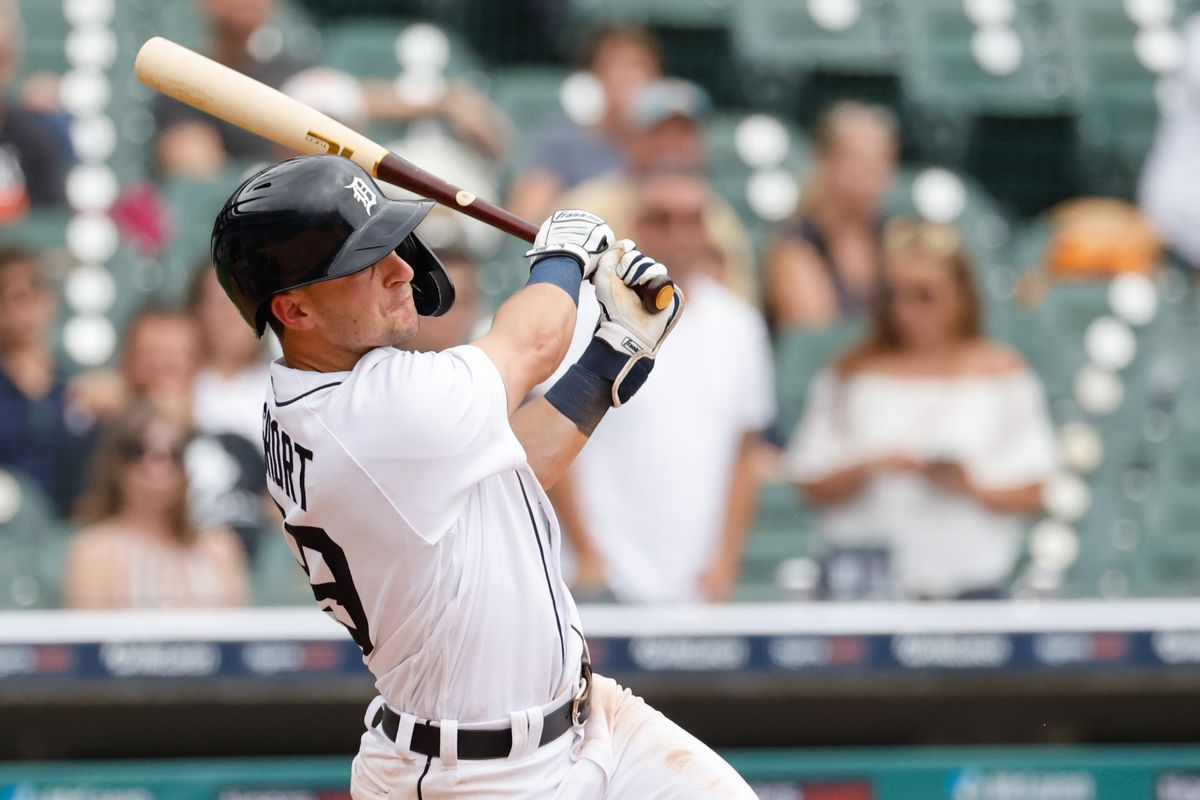 MLB: Game One-Houston Astros at Detroit Tigers