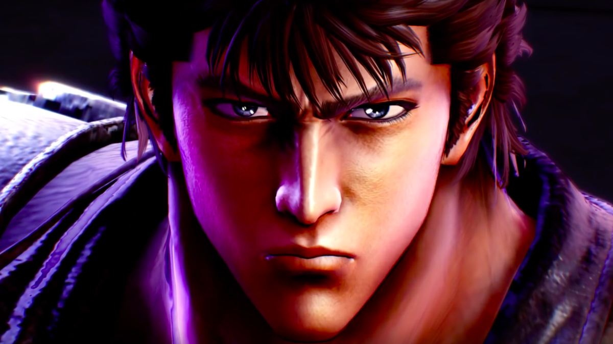 Fist of the North Star: Lost Paradise character