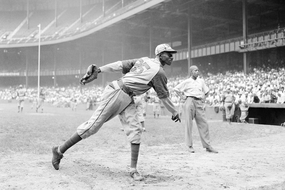 Satchel Paige, currently credited with 28 major league wins, could add at least 146 to his total if his Negro League stats are elevated to major league status.