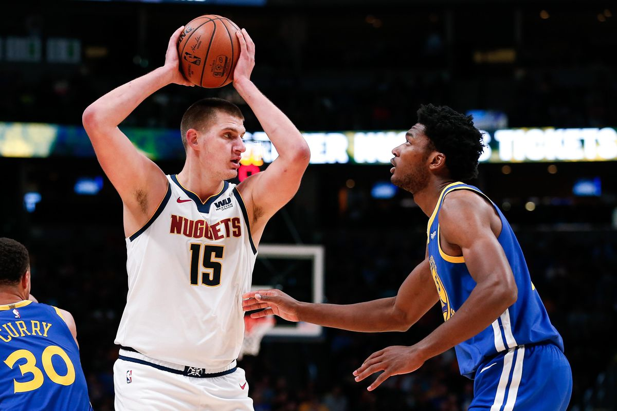 promo code 1117e 7b800 Nikola Jokic has arrived and the Denver Nuggets are on ...