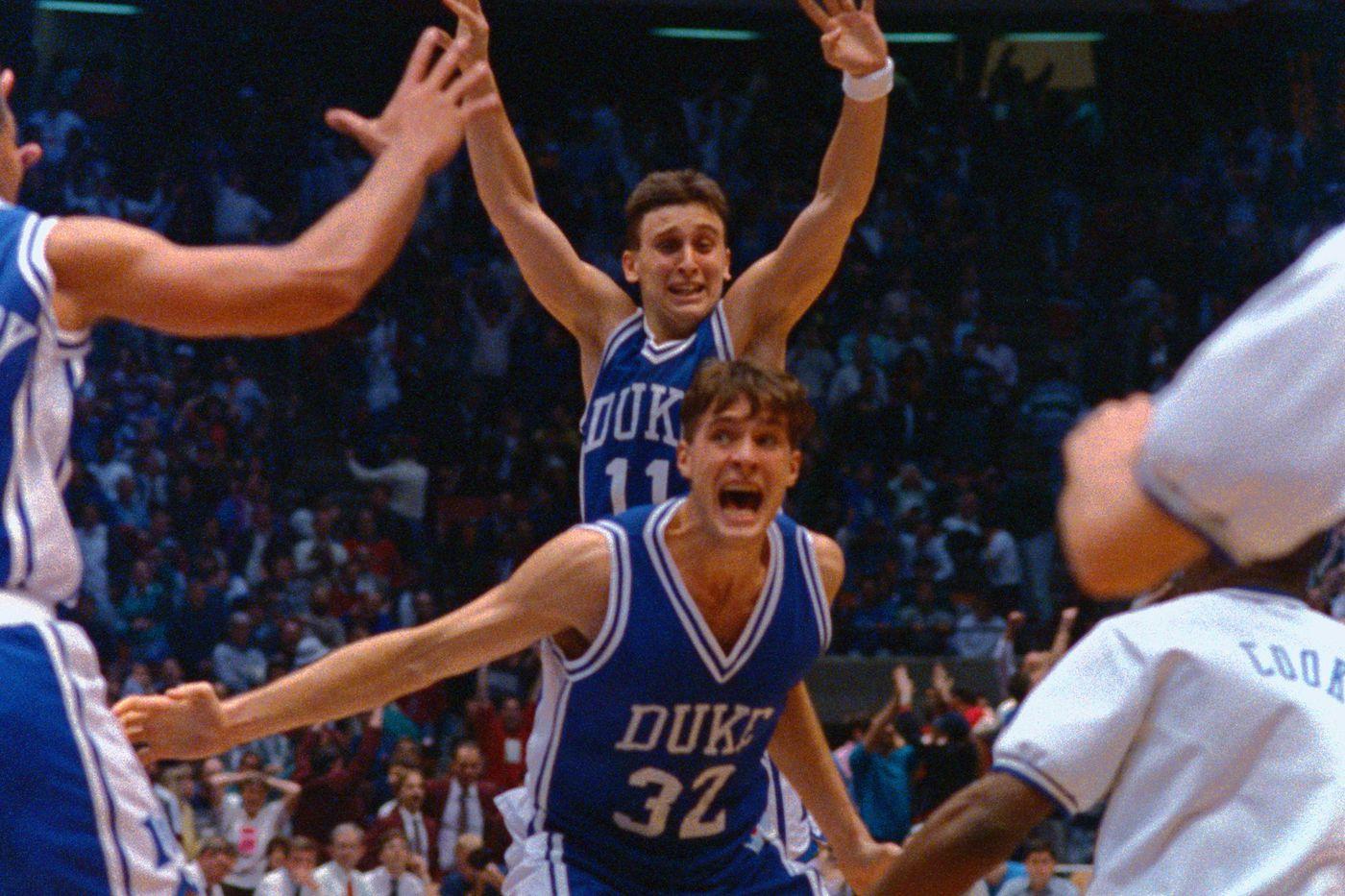 You Tube Gold: Duke-UConn 1991 - Duke Basketball Report