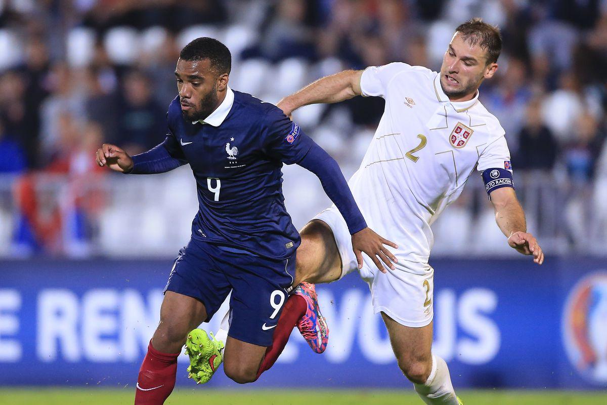 Serbia v France - International Friendly