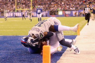 Seattle Seahawks vNew York Giants