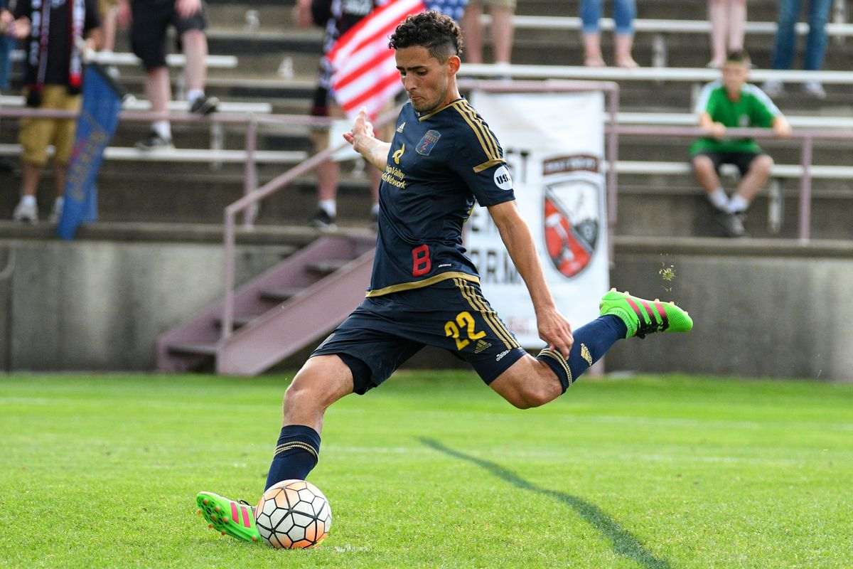 Leo Fernandes also spent most of the year with Bethlehem Steel FC.