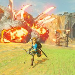 <i>The Legend of Zelda: Breath of the Wild</i>
