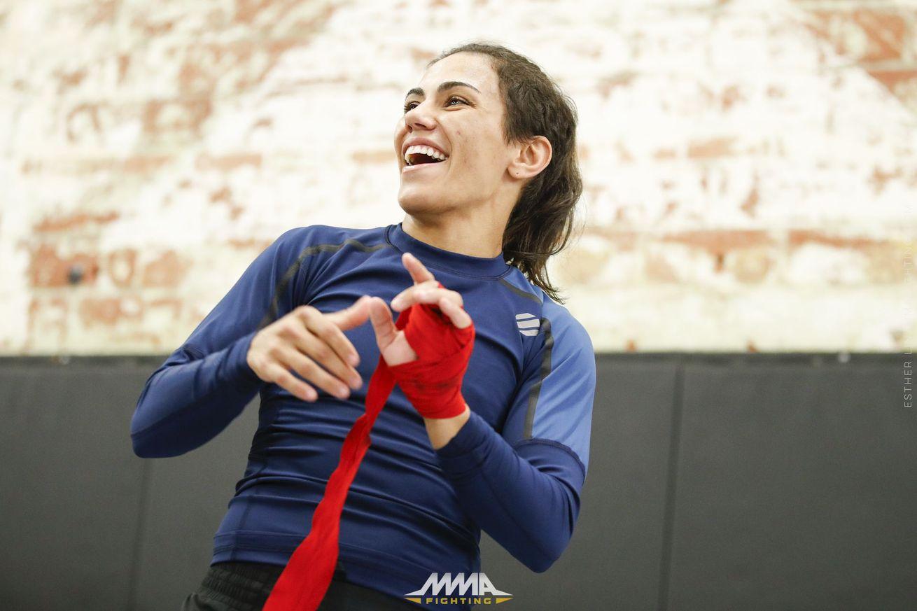 community news, Jessica Andrade explains decision to call out Angela Magana after Cris Cyborg incident