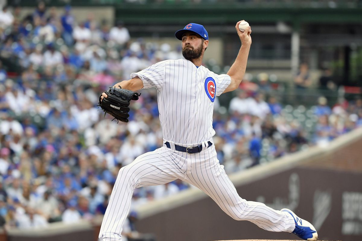 New York Mets v Chicago Cubs
