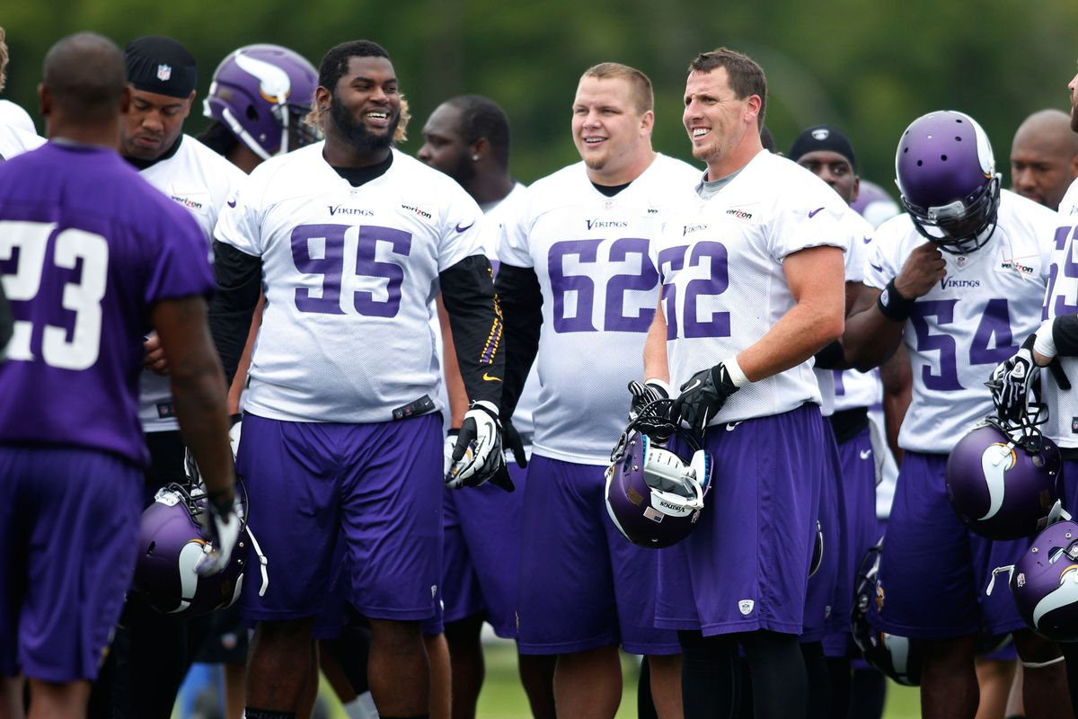 Vikings Release First Depth Chart Of 2017