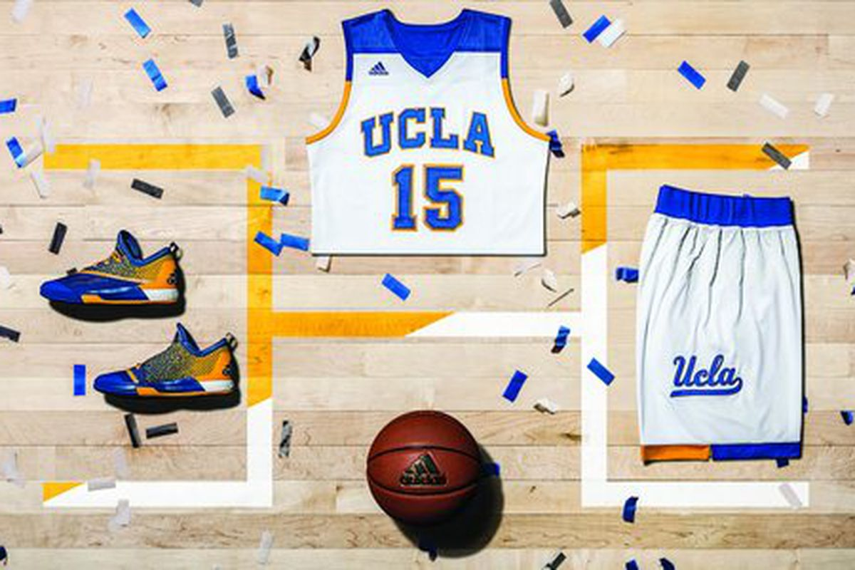 3acebfa6e UCLA and adidas Unveil