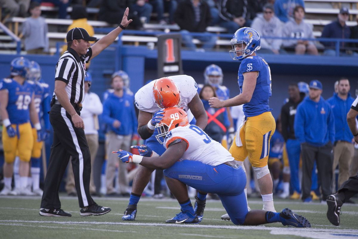 NCAA Football: Boise State at San Jose State