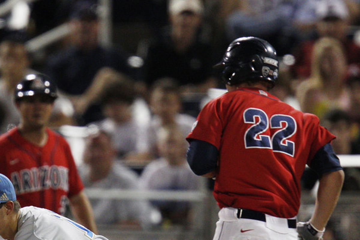 Third round pick Brandon Dixon is one of five 2013 Arizona Wildcats currently playing in the Minor Leagues
