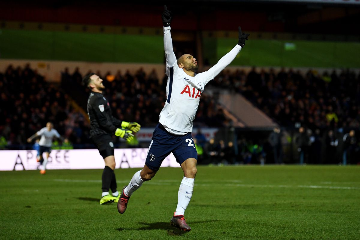 Rochdale v Tottenham Hotspur - The Emirates FA Cup Fifth Round