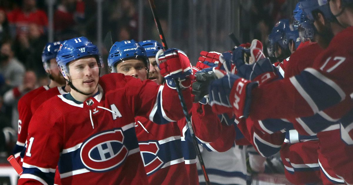 [Highlight] Brendan Gallagher gets the Canadiens another first-minute goal