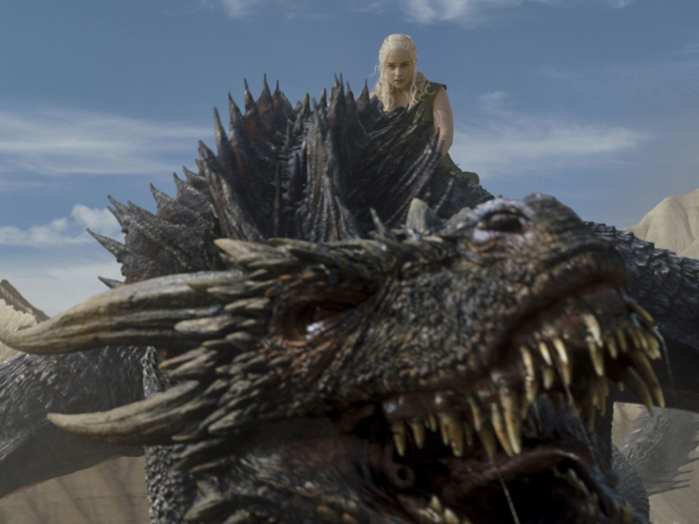Game of Thrones could be doing so much more with its big dragon