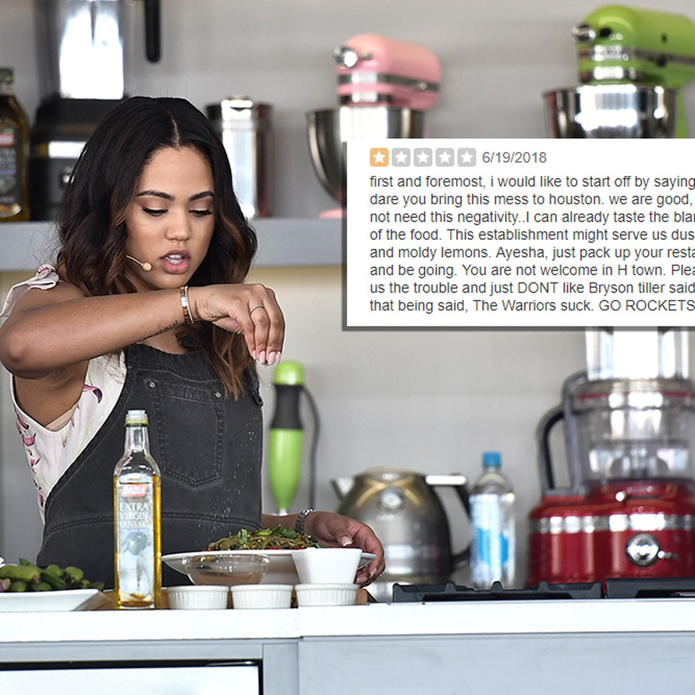 Ayesha Curry\'s unopened Houston restaurant is getting Yelp-bombed by ...