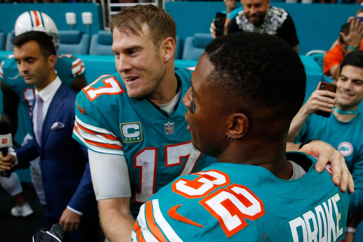 efb4a6c7 Patriots at Dolphins final score, immediate reactions, and recap ...
