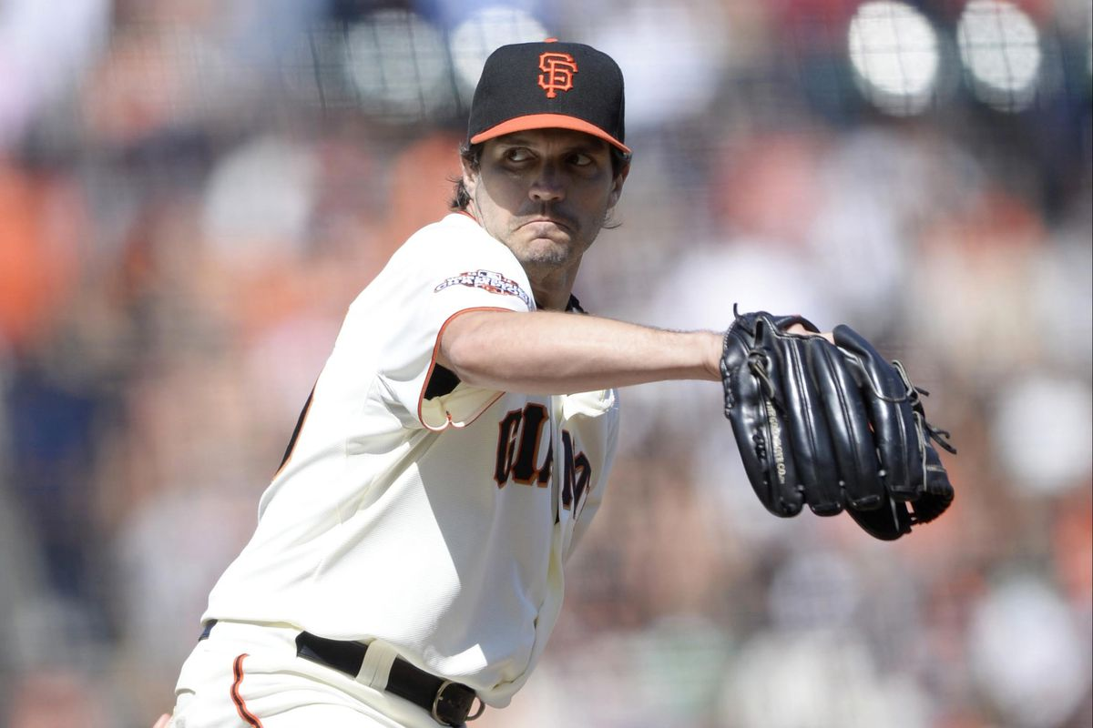 Barry Zito takes on the Rockies tonight.