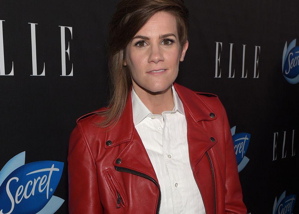 Cameron Esposito at Elle Women in Comedy