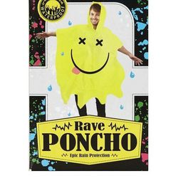 """Rave Poncho, Topshop, <a href=""""http://us.topshop.com/en/tsus/product/bags-accessories-1702229/gifts-novelty-70912/rave-poncho-2867949?bi=1&ps=200"""">$10</a>"""