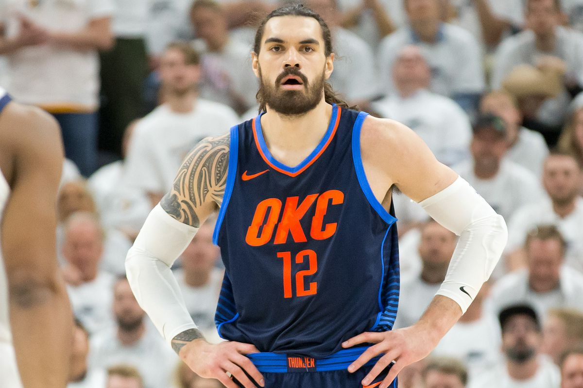 size 40 a2aef 4ce87 Player Grades: Steven Adams revealed his quality - Welcome ...